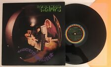 The Cramps - Psychedelic Jungle - 1981 1st Press LP IRS SP-70016 Near Mint (NM)