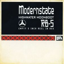 Modernstate Highwater Moonboot 14 track 2006 cd NEW!