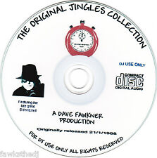 FUNKY  DEEP VOICE  FUNKY DJ JINGLES/RADIO LINERS-THE ORIGINAL BILL MITCHELL # 1