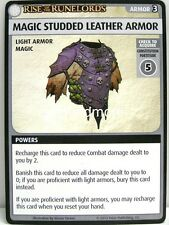 Pathfinder Adventure Card Game - 1x Magic Studded Leather Armor - The Hook