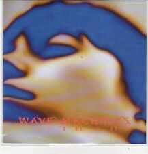 (CZ500) Wave Machines, Ill Fit - 2012 DJ CD