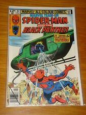 MARVEL TEAM UP #87 COMIC NEAR MINT CONDITION SPIDERMAN NOVEMBER 1979