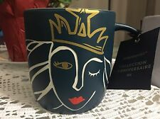 NEW 2016 Limited Edition Starbucks Anniversary Siren Mermaid Coffee Mug