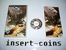 Monster Hunter Freedom    -  PSP / Sony Playstation Portable / Pal / 77