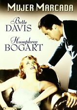 Marked Woman, Humphrey Bogart, Bette Davis,Lloyd Bacon  Region 2/UK DVD