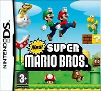 New Super Mario Bros game Nintendo DS DSI DSL DSIXL 3DS Brand New Sealed games
