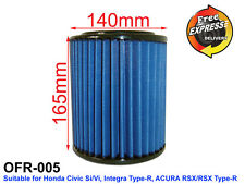 High-Flow Simota Air Filter For Honda Civic Integra Type-R, Acura RSX OFR-005