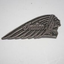 INDIAN MOTORCYCLE PIN GREAT BIKER PIN ** OLD INDIAN *****