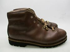 RAICHLE B31 Men's Size 10.5 D Hiking Mountaineering Brown Leather Boots
