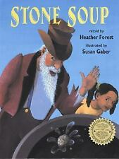 Stone Soup by Heather Forest (2005, Paperback)