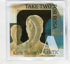 (HD383) Kevin Hassett's A game, Take Two For Rosa - 2016 DJ CD