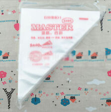 Wholesale 100Pcs Disposable Pastry Cake Icing Piping Decorating Bags 16.5*18cm