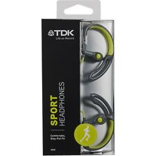 TDK SB30 In-Ear Sport Headphones Stay Put Design Running Gym Active MP3