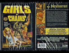Girls In Chains (Brand New Code Red DVD, 2008) - Rare, Out Of Print