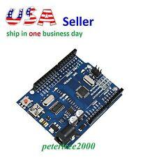 NEW UNO R3 ATMEGA328P CH340 Mini USB Development Board for Arduino
