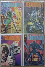 TERMINATOR #1-4  FIRST DARK HORSE COMICS MINI SERIES NM UNREAD COMPLETE SET HOT