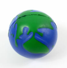 PLANET EARTH ANTI-STRESS RELIEVER BALL STRESSBALL  ADHD AUTISM, OFFICE ARTHRITIS
