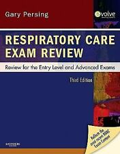 Respiratory Care Exam Review : Review for the Entry Level and Advanced Exams by…