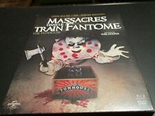 "BLU-RAY ""MASSACRES DANS LE TRAIN FANTOME - THE FUNHOUSE"" Tobe HOOPER / horreur"