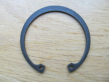 60-7269 TRIUMPH T140 FORK SEAL / ELECTRIC START SPRAG CLUTCH RETAINING CIRCLIP