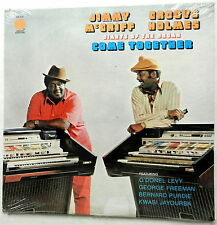 JIMMY McGRIFF & GROOVE HOLMES Come Together Lp JAZZ FUNK  Bernard Purdie SEALED