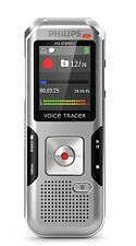 Philips DVT4000 Digital Voice Tracer for Conversation Recording Voice Recorder