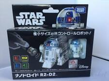 NEW Star Wars Nano Droid R2-D2 Remote Control Robot Toy Japan TAKARA TOMY F/S
