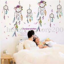 Dream Catcher DIY Removable Art Vinyl Quote Feature Wall Stickers Decal Mural