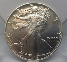 1986 AMERICAN EAGLE 1OZ. FINE SILVER ONE DOLLAR COIN