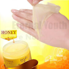 Honey Hand Peel Off Mask Remove Dead Skin Membrane Whiten  Hand Wax Hydrating