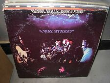 CROSBY, STILLS, NASH & YOUNG 4way street & wild tales & csn ( rock ) - 3 lp lot