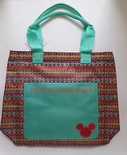 NWT Mickey Mouse Tote Authentic Disney Park Merchandise