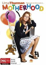 MOTHERHOOD DVD Uma Thurman Antony Edwards Minnie Driver COMEDY movie SEALED R4