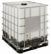 NEW 1000 LITRE IBC PLASTIC PALLET GALVANISED CAGE UN - APPROVED LIQUID STORAGE