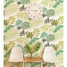 Tropical Dreams Allover Stencil - Better than Wallpaper - Reusable Wall Stencils