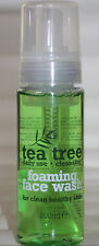 Tea Tree Foaming Face Wash - Daily Use for Healthy, Clean Skin - 200ml