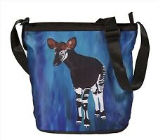 Okapi Small Cross Body Bag - From My Painting, New Hope