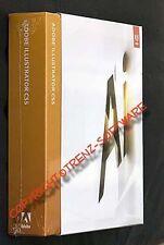 Adobe Illustrator CS5 Macintosh englisch Box, kein Download-MwSt CS 5