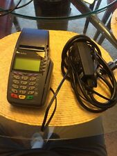Verifone VX510 / Omni 3730 / 5100 Credit Card Terminal with Power Supply
