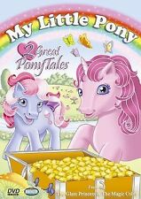 My Little Pony: The Glass Princess / The Magic Coins, New DVD, ,