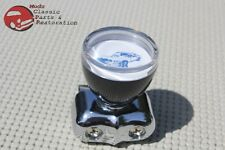 Chevy Ford Pickup Truck Custom Steering Wheel Suicide Spinner Knob Plain Clear