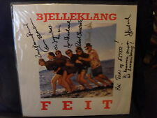Bjelleklang ‎– Feit  -12' Maxi  -Norway Pop