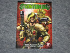 2000 AD/DC Comics Stronitium Dog: The Early Years TPB NEW Wagner Grant Ezquerra