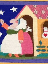 Tomie Depaola Strega Nona Needlepoint Midwest Industries