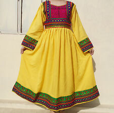 Kuchi Afghan Banjara Tribal Boho Hippie Style Brand New Ethnic Dress ND-184