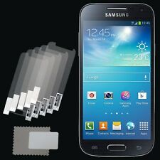 5x CLEAR PET Screen Protector for Samsung Galaxy S4 mini LTE i9195
