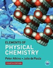 Elements of Chemical Physical Chemistry Fourth Edition