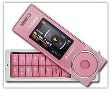 Samsung SGH X830 Pink (Ohne Simlock)Mini Handy Kamera Bluetooth MP3 Akzeptabel
