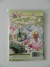 "HUNKYDORY THE LITTLE BOOK OF EVERYTHING"" 24 A5 TOPPERS,  BIRTHDAYS, ETC"