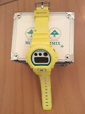 G-Shock Casio x LRG Watch; Volt Yellow; Pre-Owned